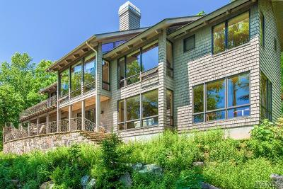 Lake Toxaway Single Family Home For Sale: 1037 Toxaway Drive