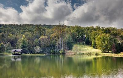 Lake Toxaway Single Family Home For Sale: 280 Twin Ponds Lane