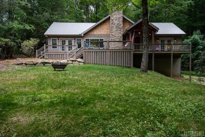 Highlands Single Family Home For Sale: 72 South Old Wahalla Road