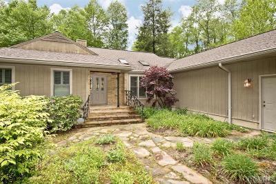 Cullasaja Club Single Family Home For Sale: 174 Garnet Rock Trail