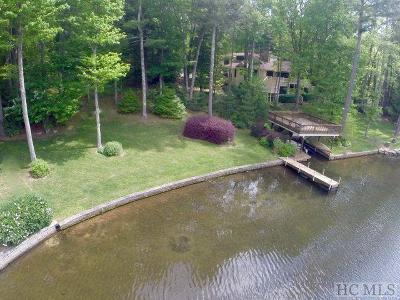 Lake Toxaway Residential Lots & Land For Sale: 87 West Club Blvd