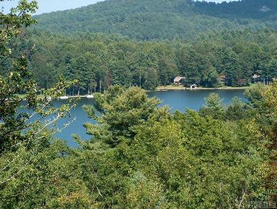 Lake Toxaway Residential Lots & Land For Sale: Tbd West Club Blvd