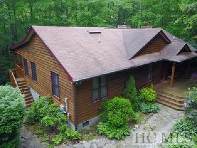 Highlands Single Family Home For Sale: 85 Lazy Creek Lane