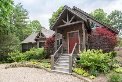 Highlands Single Family Home For Sale: 376 Old Orchard Road