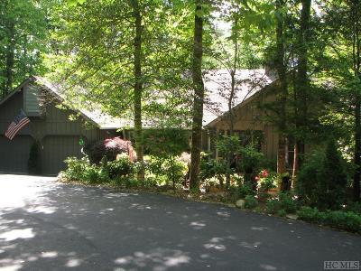 Sapphire Single Family Home For Sale: 29 S Horseshoe Drive
