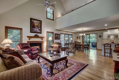 Highlands Single Family Home For Sale: 280 Shelby Drive