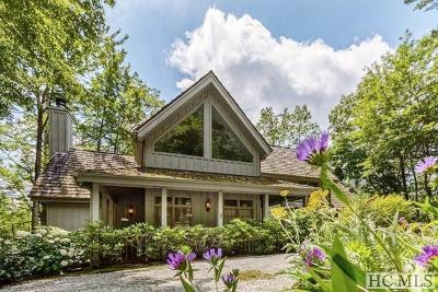 Single Family Home For Sale: 357 Wandering Ridge