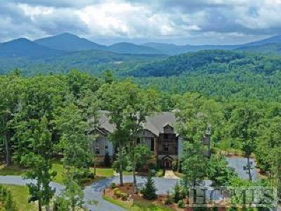 Cashiers Condo/Townhouse For Sale: 590 Chattooga Ridge Trail #B