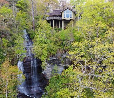 Lake Toxaway Single Family Home For Sale: 38 Raven Rock Vista