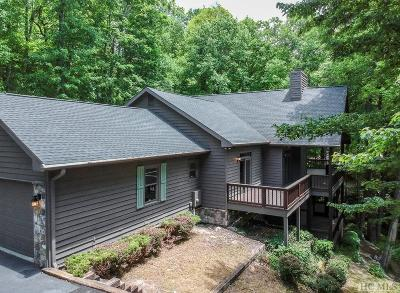 Highlands Falls Cc Single Family Home For Sale: 87 Oak Road