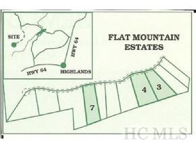 Highlands Residential Lots & Land For Sale: View Point Road