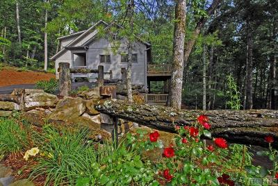 Sapphire Single Family Home For Sale: 20 On The Rocks