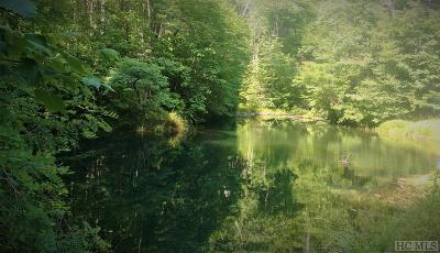 Cashiers Residential Lots & Land For Sale: Tbd Sandy Branch Road