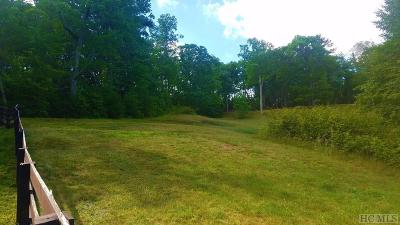 Cashiers Residential Lots & Land For Sale: Lot 38 Mountain Meadow Lane
