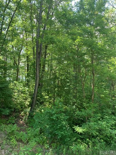 Cashiers Residential Lots & Land For Sale: Lot 68 Firesong Lane