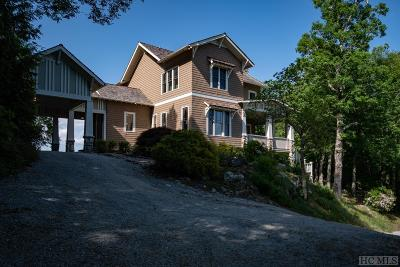 Highlands Single Family Home For Sale: 1030 Retreat Lane