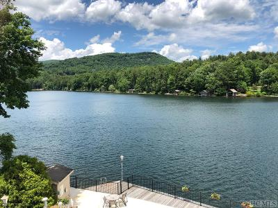 Lake Toxaway Condo/Townhouse For Sale: 50 Country Club Village Drive #5