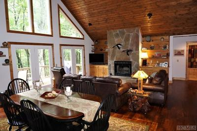 Sapphire Single Family Home For Sale: 2156 Black Oak Drive