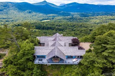 Sapphire Single Family Home For Sale: 476 Eagle Ridge Road