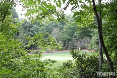 Cashiers Residential Lots & Land For Sale: Lot N-20 Foxfire Road