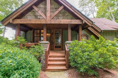 Highlands Single Family Home For Sale: 91 Bearfoot Lane