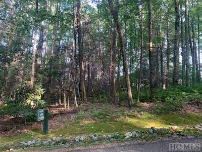 Cashiers Residential Lots & Land For Sale: Lot 27 Timber Ridge Road