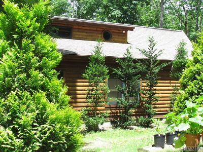 Sapphire Single Family Home For Sale: Upper Whitewater Road