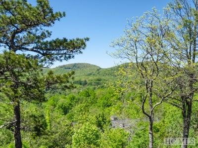 Wildcat Cliffs Cc, Trillium High, Trillium Links, Trillium Place, Highlands Cc, Highlands Falls Cc, Wade Hampton, Cullasaja Club, Mountaintop Golf Residential Lots & Land For Sale: Lot 119 Garnet Rock Trail