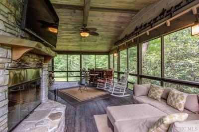Cashiers Single Family Home For Sale: 353 Silver Run Road