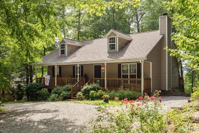 Sapphire Single Family Home For Sale: 2554 Upper Whitewater Road