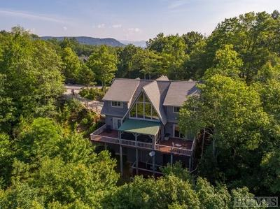 Lake Toxaway Single Family Home For Sale: 437 Toxaway Court