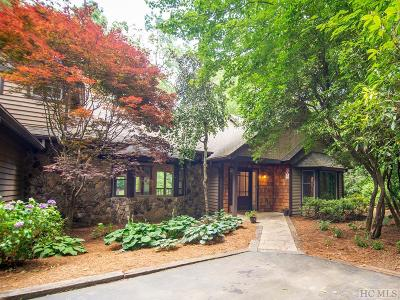 Sapphire Single Family Home For Sale: 95 Lakeshore Drive