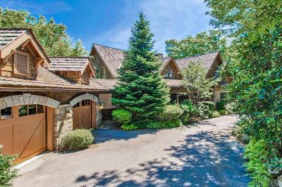 Highlands Single Family Home For Sale: 271 Old Wagon Trail