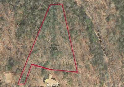 Lake Toxaway Residential Lots & Land For Sale: 21 Rocky Mountain Road