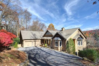 Highlands Falls Cc Single Family Home For Sale: 580 Falls Drive West