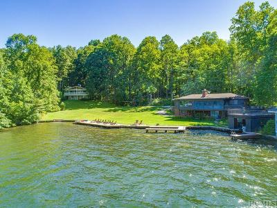 Lake Toxaway Single Family Home For Sale: 92 Mallard Point