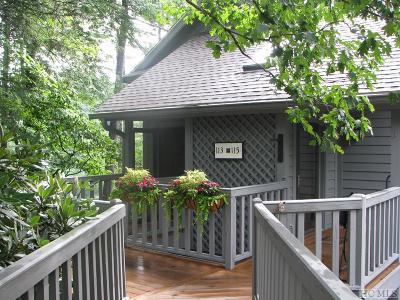 Sapphire Condo/Townhouse For Sale: 113 River Park Villas Drive #113