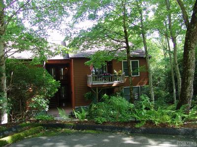 Lake Toxaway Condo/Townhouse For Sale: 171 Toxaway Views Drive #204