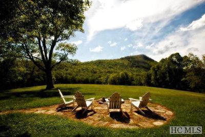 Highlands Single Family Home For Sale: 165 Silent Indian Lane