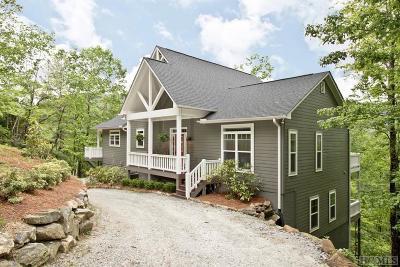 Highlands Single Family Home For Sale: 565 Chestnut Ridge Road