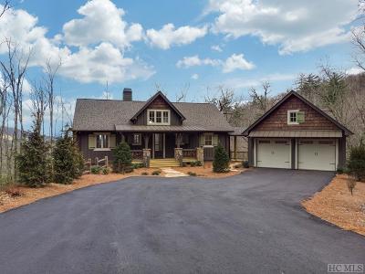 Sapphire Single Family Home For Sale: 950 Sapphire Ridge Road