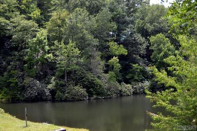 Lake Toxaway Residential Lots & Land For Sale: Lt.13 Indian Lake Road