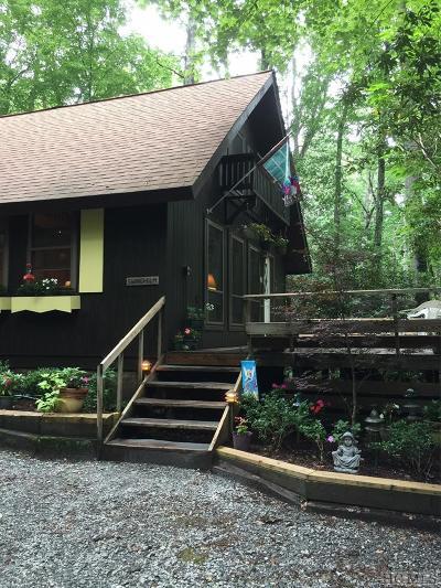 Sapphire Single Family Home For Sale: 103 Juniper Court