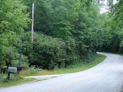 Lake Toxaway Residential Lots & Land For Sale: Tbd Slick Fisher Road