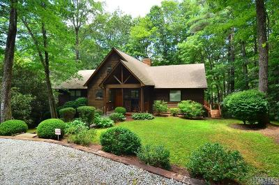 Single Family Home For Sale: 343 Woodland Hill Drive