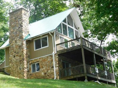 Scaly Mountain Single Family Home For Sale: 1125 Browns Mountain Road