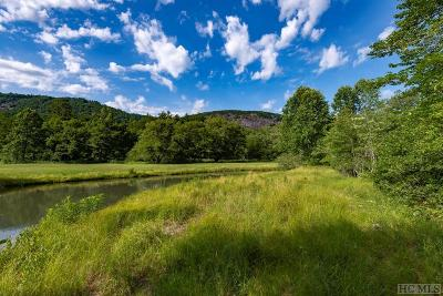 Highlands Residential Lots & Land For Sale: Horse Cove Road