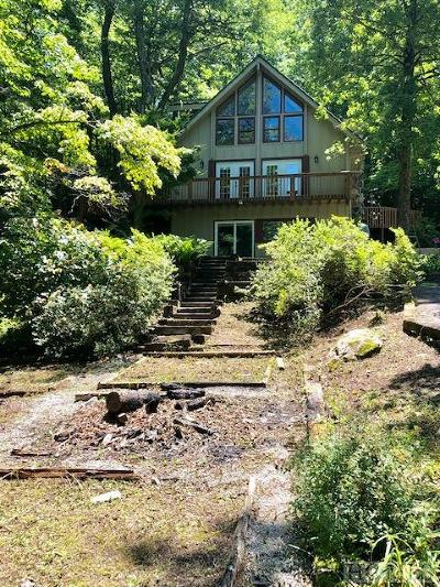 Cashiers Single Family Home For Sale: 143 Natureview Lane