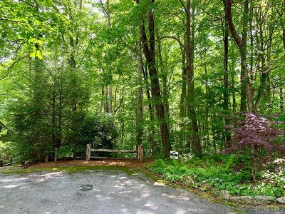 Cashiers Residential Lots & Land For Sale: Lot 40 Craggy Creek Point