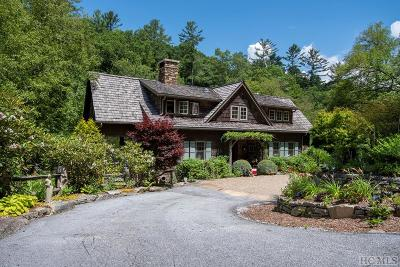 Highlands Single Family Home For Sale: 25 Big Creek Lane